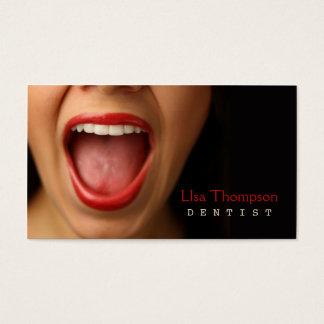 Dentist / Dental Business Card