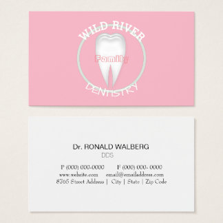 Dentist Dental Family Dentistry Business Card