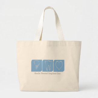 Dentist Dental Implant Large Tote Bag