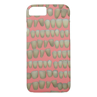 Dentist Dentistry Rotten Teeth Help  Orthodontics iPhone 7 Case