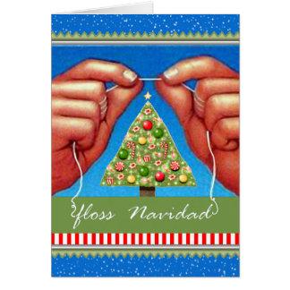 Dentist Holidays Card