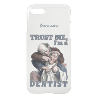 DENTIST humor custom name phone cases