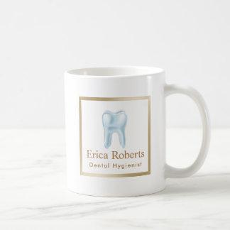 Dentist Hygienist Dental Assistant 3D Tooth Coffee Mug