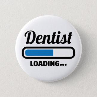 Dentist loading 2 inch round button