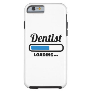 Dentist loading tough iPhone 6 case