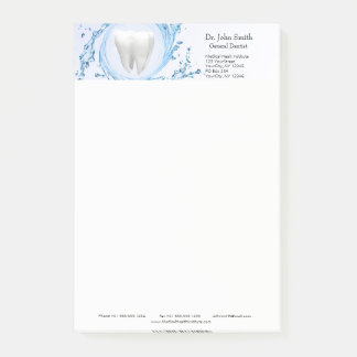 Dentist Medical Tooth Professional Post-it® Notes