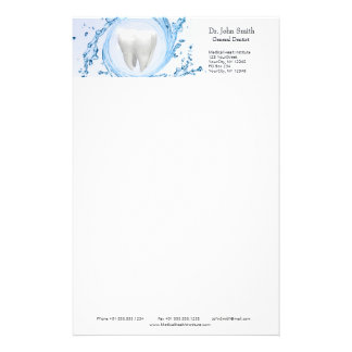 Dentist Medical Tooth Professional - Stationery