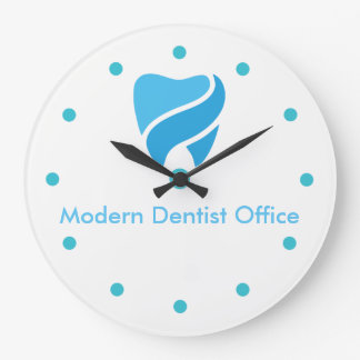 Dentist Office Decorative Design Wall Clock