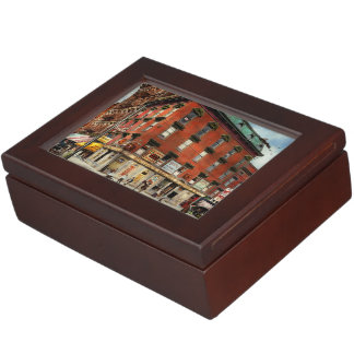 Dentist - Peerless Painless Dental Parlors 1910 Keepsake Box