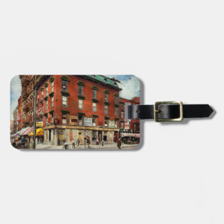 Dentist - Peerless Painless Dental Parlors 1910 Luggage Tag