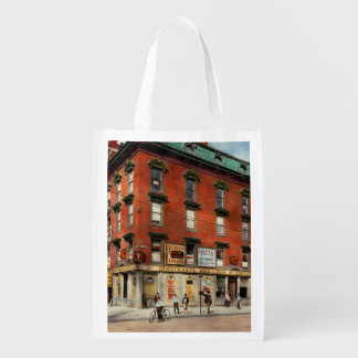 Dentist - Peerless Painless Dental Parlors 1910 Reusable Grocery Bag