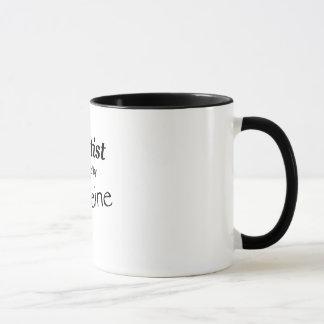 Dentist powered by Caffeine Mug