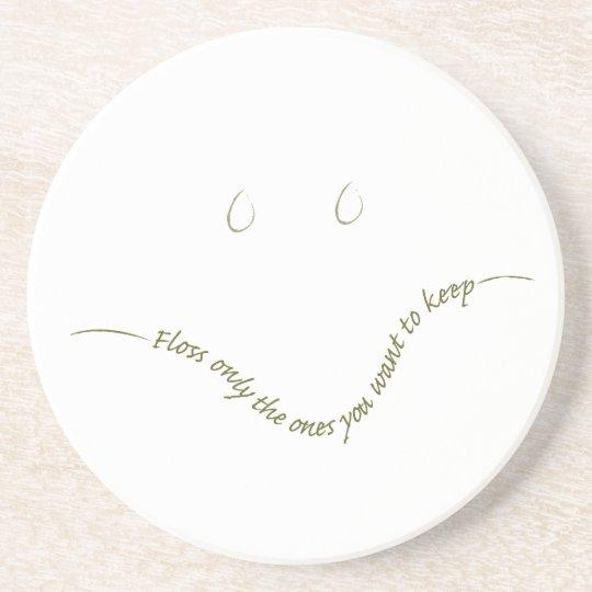Dentist Smiley Coaster