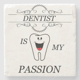 Dentist Stone Coaster