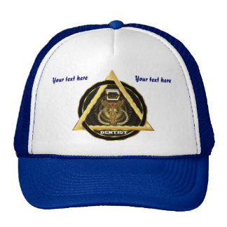 Dentist Universal View Notes Important Trucker Hat