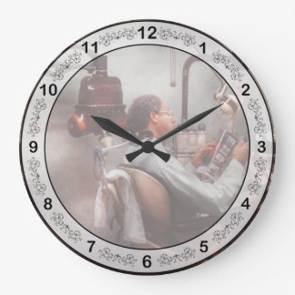 Dentist - Waiting for the Dentist Wall Clock