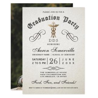 Dentistry School Graduation Invitations