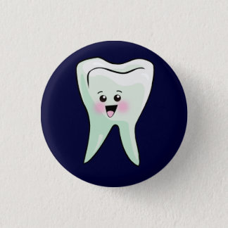 Dentists and Dental Hygienists 1 Inch Round Button