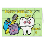 Dentist's Day March 6 Card