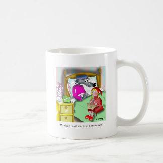 Denture Cartoon 9394 Coffee Mug