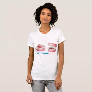 Dentures Womens T-Shirt