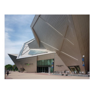 Denver Art Museum Postcard