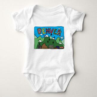 Denver Baby Suit Baby Bodysuit