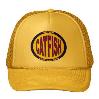 Denver Catfish Festival: August 1, 2015 Trucker Hat