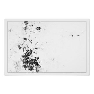 Denver Census Dotmap Poster