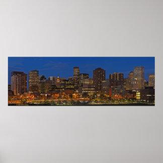 Denver Cityscape Poster