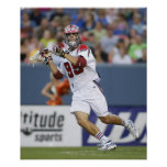 DENVER, CO - JULY 3: Paul Rabil #99 2 Poster
