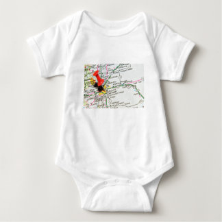 Denver, Colorado Baby Bodysuit