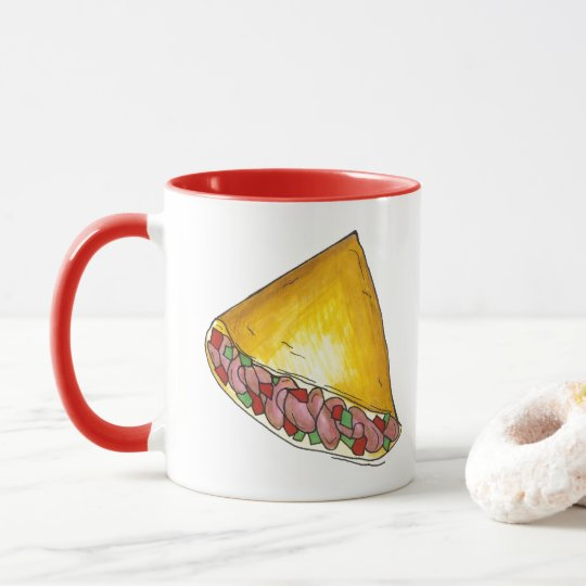 Denver Colorado Egg Omelette Omelette Breakfast Mug