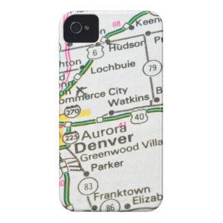Denver, Colorado iPhone 4 Case