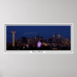 Denver, Colorado Poster