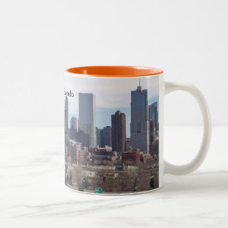 Denver, Colorado Skyline Mug
