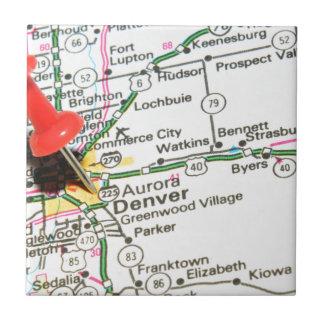 Denver, Colorado Tile