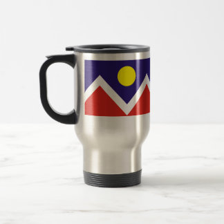 Denver, Colorado, United States Travel Mug