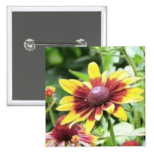 Denver Daisy - Rudbeckia Pins