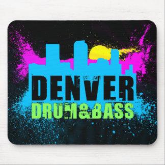 Denver Drum & Bass Mousepad