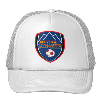 Denver Dynamite Ball Cap Trucker Hat