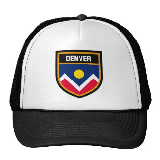 Denver  Flag Trucker Hat