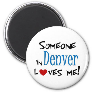 Denver love magnet