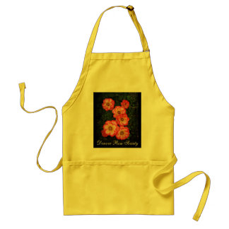 Denver Rose Society - Yellow Apron