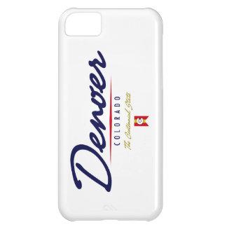 Denver Script iPhone 5C Cover