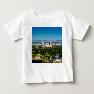 Denver Skyline Baby T-Shirt