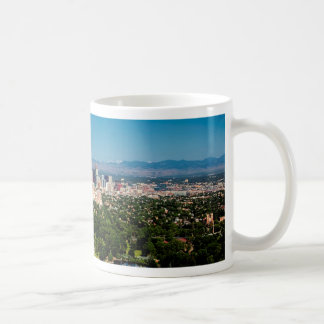 Denver Skyline Coffee Mug