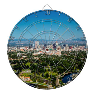 Denver Skyline Dartboard