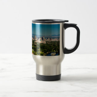 Denver Skyline Travel Mug