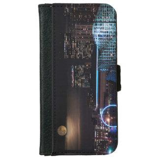 Denver Super Moon iPhone 6 Wallet Case